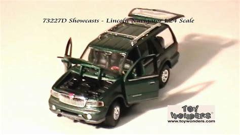 showcasts lincoln navigator  diecast wholesale