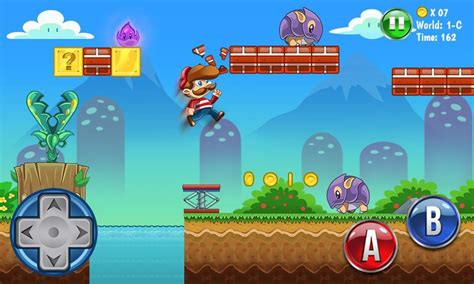 mario world android s world juego tipo mario bros apk free