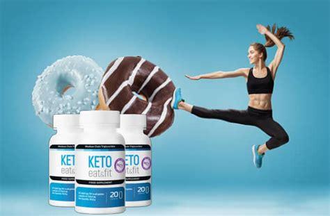 keto eatfit capsulas  accion cetogenica en  precio