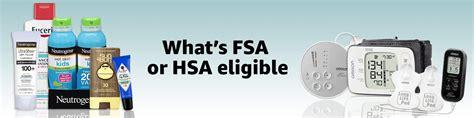 FSA or HSA Eligibility List @ Amazon.com