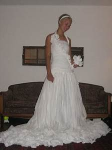 Welcome new post has been published on kalkuntacom for Duct tape wedding dress
