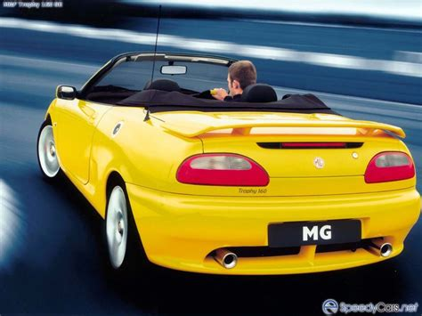 MG MGF picture # 2321 | MG photo gallery | CarsBase.com