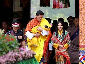 Bhutan's Dragon Prince Has a Name, King Jigme and Queen