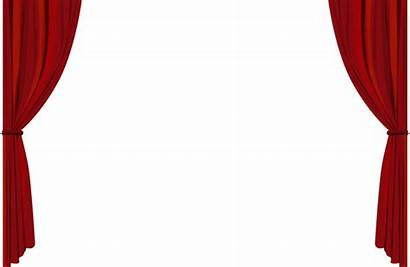 Curtains Curtain Stage Clipart Theatre Theater Clip