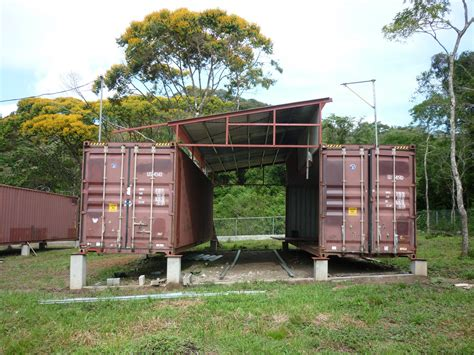 Shipping Container Homes by Shipping Container Homes Shipping Container House In Panama