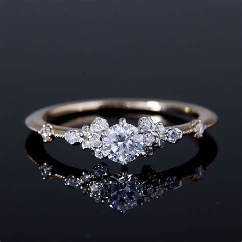 rose ring in 2019 baubles engagement rings rings wedding rings solitaire