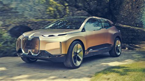 Bmw Vision Inext Concept Is A Look Into The Not-so-distant
