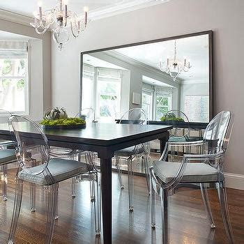Creating Space With Ghost And Mirror Furniture