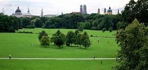 The English Garden  Englischer Garten