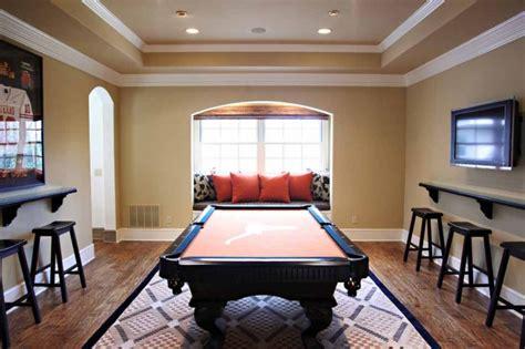 pool table room decor 20 mind blowing billiards room designs