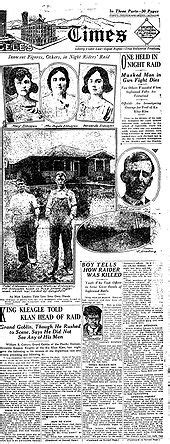 DECLINE AND FALL OF THE LOS ANGELES TIMES – FROM THE ...