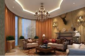 Luxurious Interior Design Luxury Living Room Interior Design Ceiling Decoration Sofa