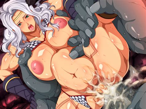 Rule 34 Abs Amazon Dragons Crown Areolae Breasts Cum Cum Explosion Cum In Pussy Dragons