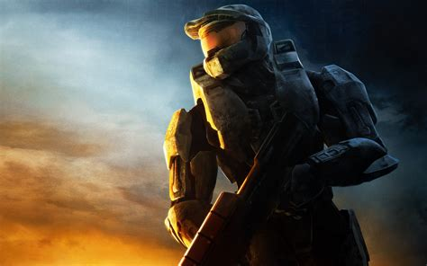Halo, Halo 3, Master Chief, Video Games Wallpapers Hd