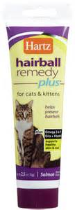 hairball remedy for cats hartz hairball remedy plus paste free shipping