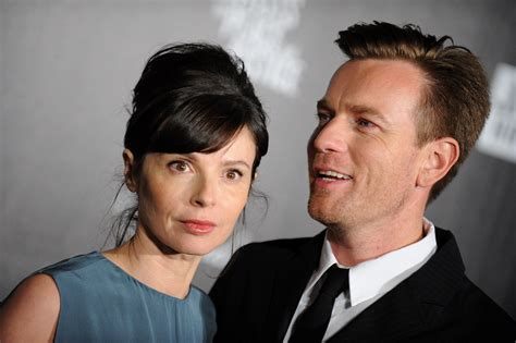 Ewan McGregor's Wife Hits Out At His Recent Speech ...