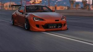 Subaru BRZ Rocket Bunny V3 [Add-On / Replace | Livery ...