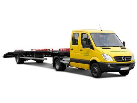 si鑒e auto obligatoire location tracteur avec transporteur de voitures mercedes sprinter 519 cdi dockx rental