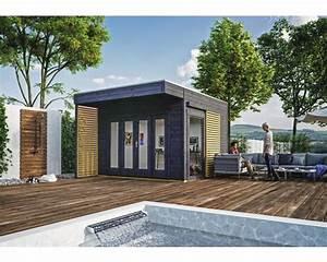 Holz Behandeln Wetterfest : gartenhaus skan holz tokio 2 mit fu boden 340x340 cm grau ~ Lizthompson.info Haus und Dekorationen