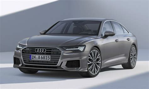 Audi 2019 S6 : New, 2019 Audi A6 Looks The Same, But A Better Car Than