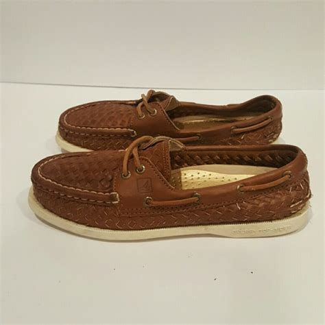 Womens Sperry Boat Shoes Discount by 58 Sperry Shoes Womens Sperry Size 7 5 Flats Boat