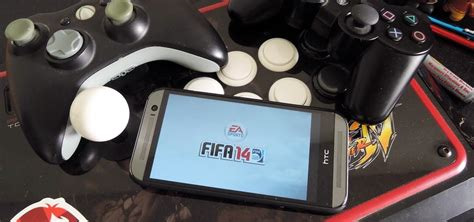 play  android game   ps controller