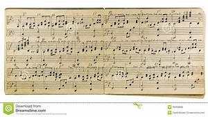 Cahier De Note : cahier de musique manuscrit d 39 isolement illustration stock illustration du illustration ~ Teatrodelosmanantiales.com Idées de Décoration