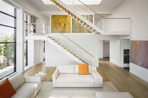 Minimalist Duplex Penthouse Loft In Boston   iDesignArch