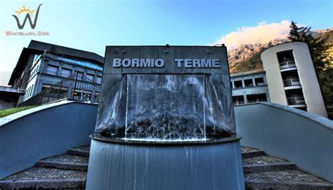 Ingresso Terme Bormio - dalla storia le terme di bormio
