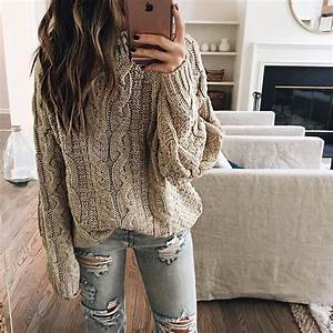 50 Sweaters Outfit You Should Buy This Fall/Winter | Fall winter 50th and Winter