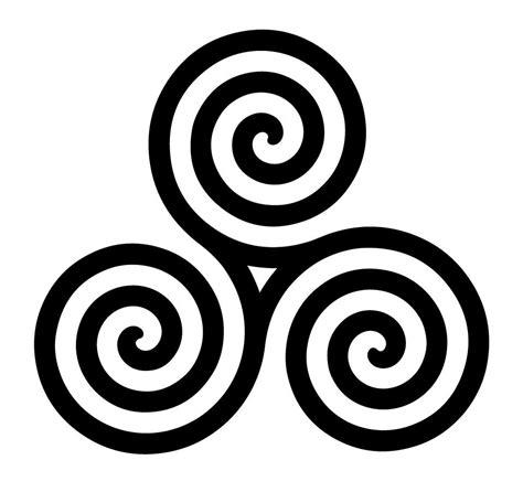Triskelion/Triskele Symbol - The Celtic Spiral Knot and ...