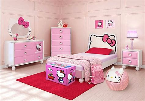 Rooms To Go Kids : Shop For A Hello Kitty Twin Bedroom At Rooms To Go Kids