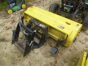 John Deere 445  U0026 Jd 425 Lawn Tractors  U0026 Attachments