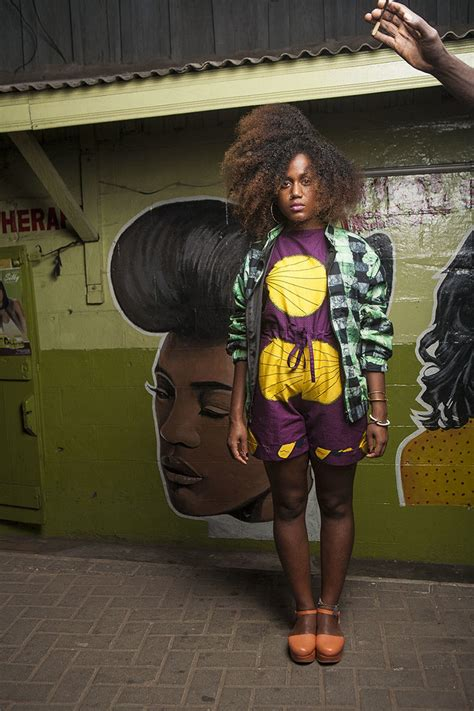 yevu wax print apparel ethically made in ghana