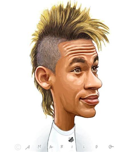 anime crack brazilian style neymar caricature pinterest neymar santos and