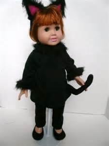 American Girl Doll Halloween Costume Cat