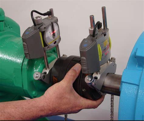measurement tool spotlight laser shaft alignment systems