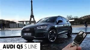 Avis Audi Q5 : essai vid o audi q5 sline 3 0 v6 tdi 2018 un choix rationnel ~ Melissatoandfro.com Idées de Décoration