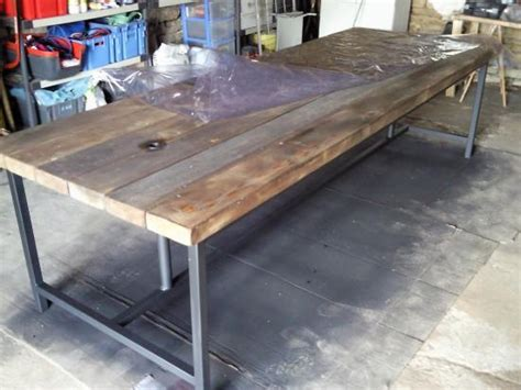 chaise e 70 table d 39 exterieur en bois
