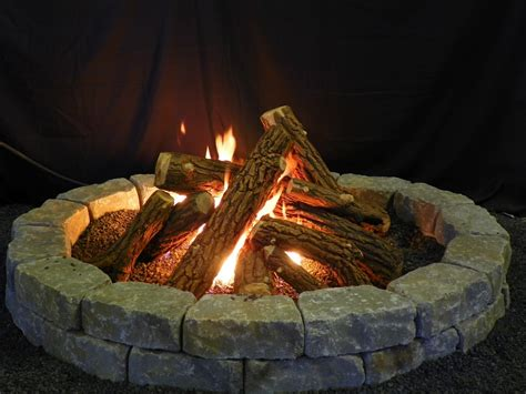 wood burning pit table formation creation inc pit kits