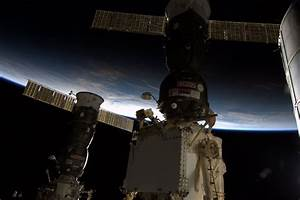 ESA space ferry moves Space Station to avoid debris