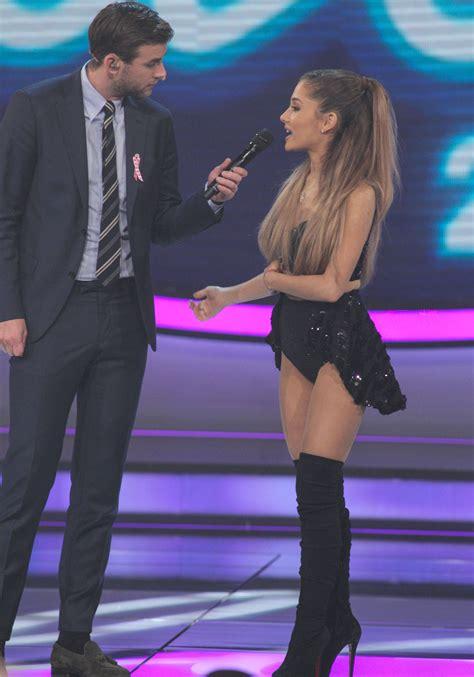 Ariana Grande Performing On Swedish Idol 04 Gotceleb