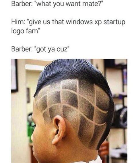 Barber Memes - the 25 funniest barber memes mandatory