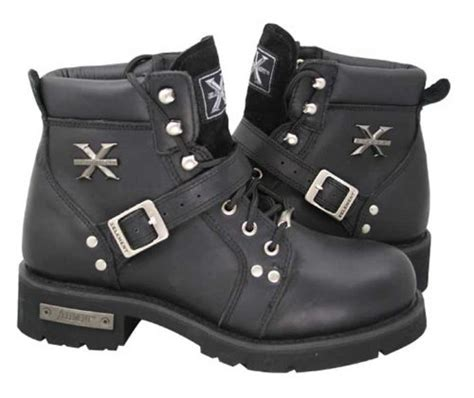 good cheap motorcycle boots cheap xelement womens advanced lace up xelement motorcycle
