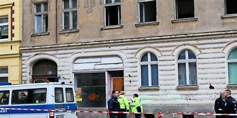 Zwei Leichen Bei Brand In Rathenow Entdeckt