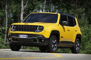 Jeep Renegade Trailhawk : 2019 jeep renegade revealed in full motor trend ~ Medecine-chirurgie-esthetiques.com Avis de Voitures