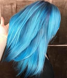 Blaue Haare Ombre : blue hair by guy tang hair cuts colour braids pinterest make up frisuren und blau ~ Frokenaadalensverden.com Haus und Dekorationen