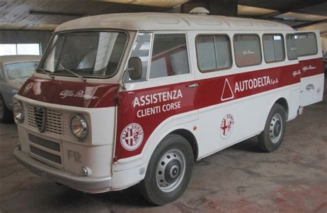 For Sale Alfa Romeo F12 Historic Race Support Vehicle