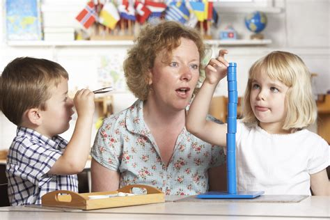 montessori teacher requirements salary jobs