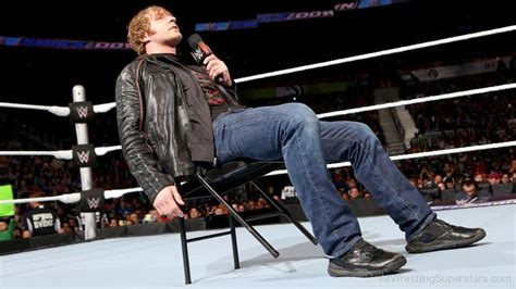 cheap sneakers for cancels recent dean ambrose appearances the chairshot
